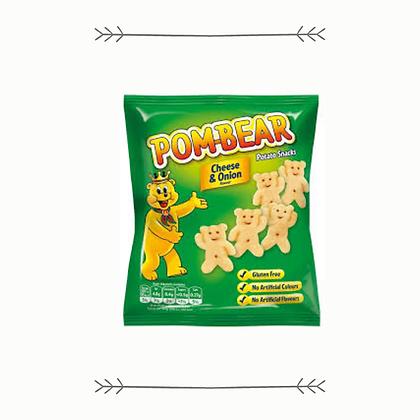 Pom-Bear Cheese & Onion