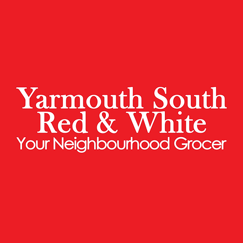 Yarmouth South Red & White