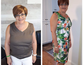 Rosalie's Health Journey