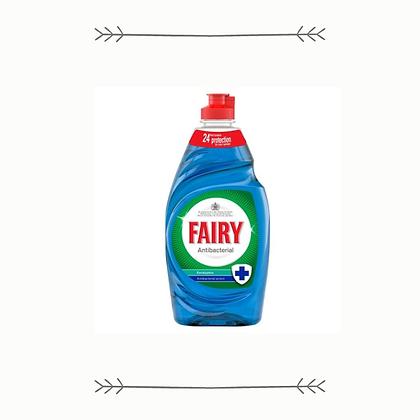 Fairy Washing Up Liquid (Antibacterial) - Eucalyptus