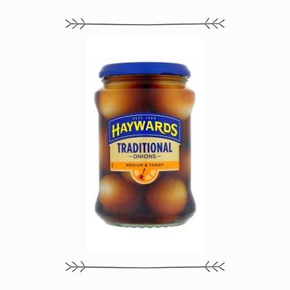 Haywards Medium Pickled Onions
