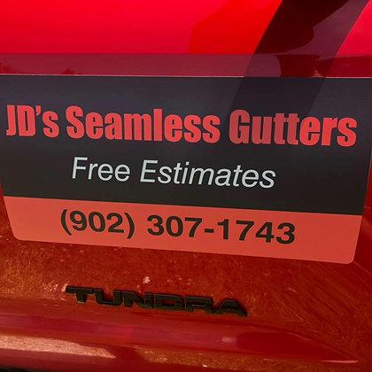 JD's Seamless Gutters