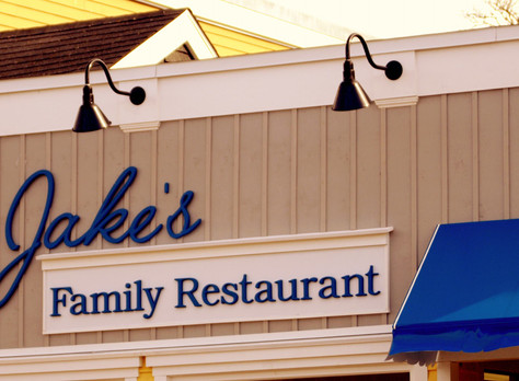 Jake's Family Restaurant | Online Ordering Now Available