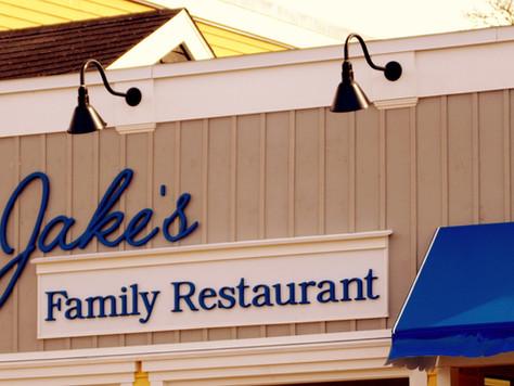 Jake's Family Restaurant | Online Ordering Now Available