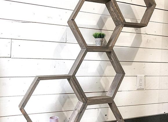 LG Honeycomb Shelf