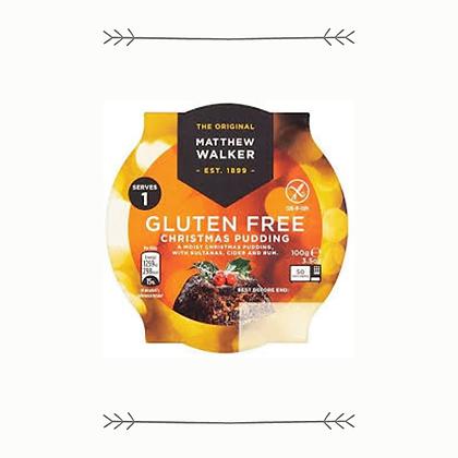 The Original Matthew Walker Gluten Free Christmas Pudding