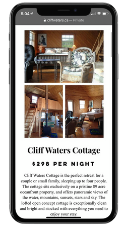 Cliff Waters Vacation Properties