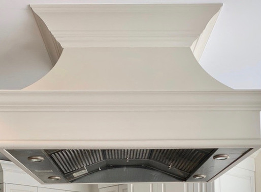 Custom Range Hoods & Mouldings