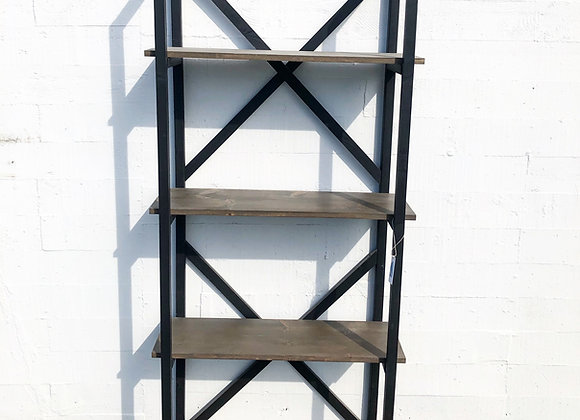 Faux Industrial Shelf