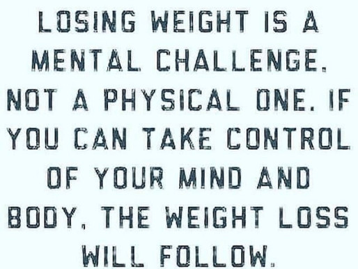 What is behind weight retention?
