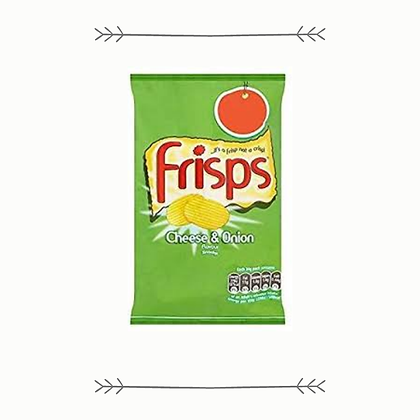 KP Frisps - Cheese and Onion
