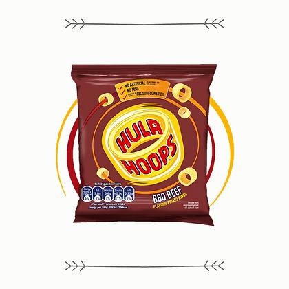 Hula Hoops - BBQ Beef