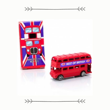 London Bus Miniature Model