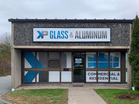 KP Glass & Aluminum | New Website Launch