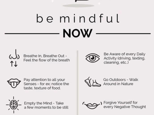 Self-care things you can do