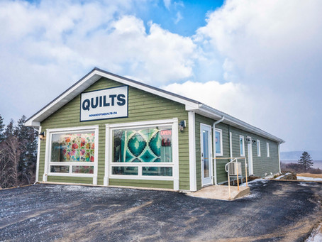 Quilts by the Bay Website & Online Store