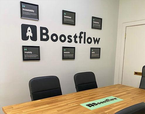 Boostflow boardroom
