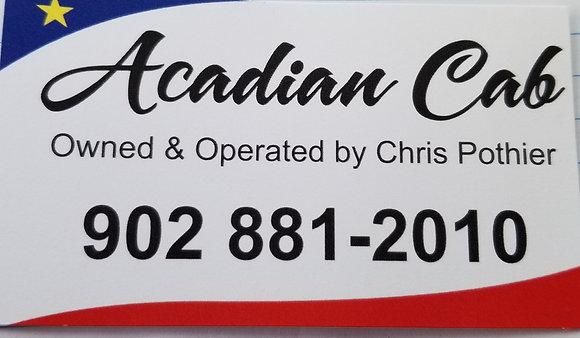 Acadian Cab