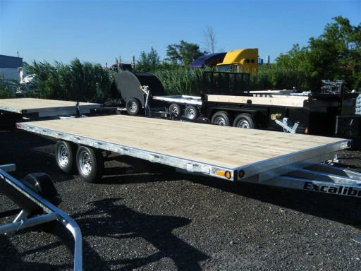 Excalibur Deck Over Trailers 5200lb