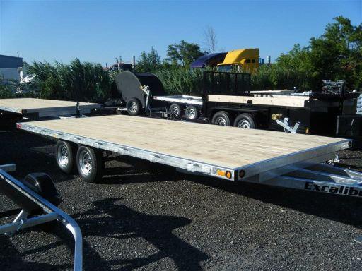 Excalibur Deck Over Trailers 7200 lb