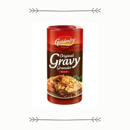 Goldenfry Beef Gravy Granules