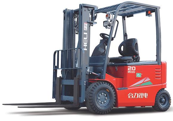 G Series 4 Wheel Electric Pneumatic Lithium 2000-7000lbs