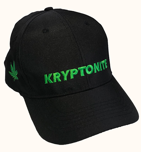 Kryptonite Strapback Hat