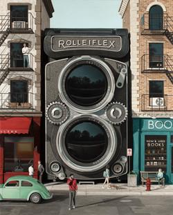 Surveillance: Rolleiflex