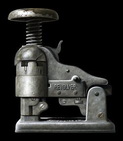 Staple Revolver