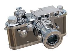 Steel Lecia Camera