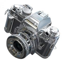 Metallic Nikon