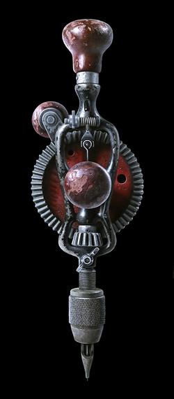 Red Tattoo Drill