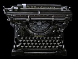 The Hadron Typewriter