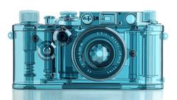 Clear Leica Camera