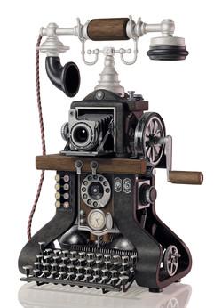 Antique Smart Phone Type 1