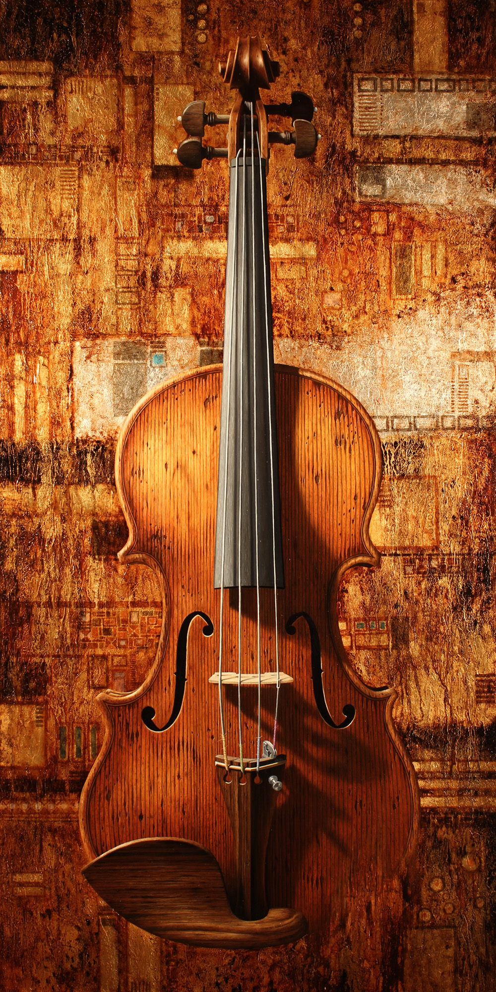 The Golden Violin