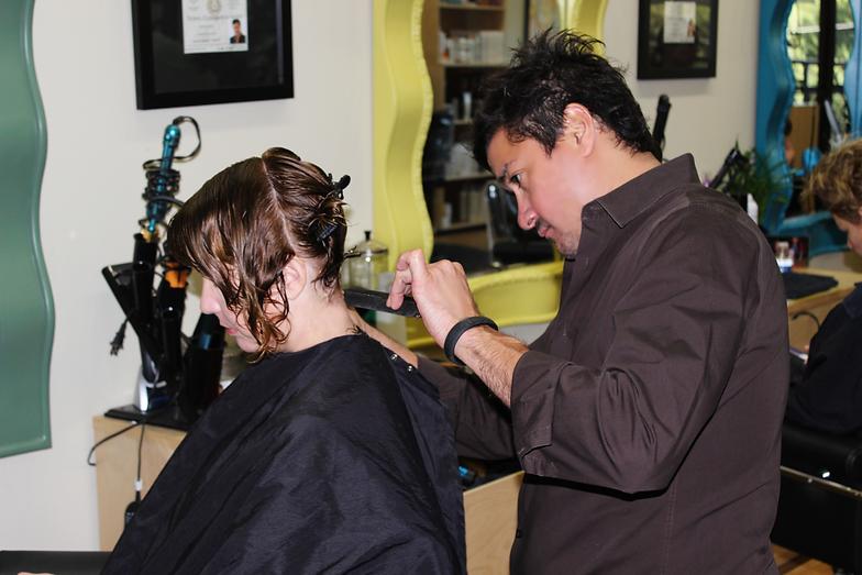 Aquene Salon - Houston\'s Premier Hair and Nail Salon, 77027   Sample