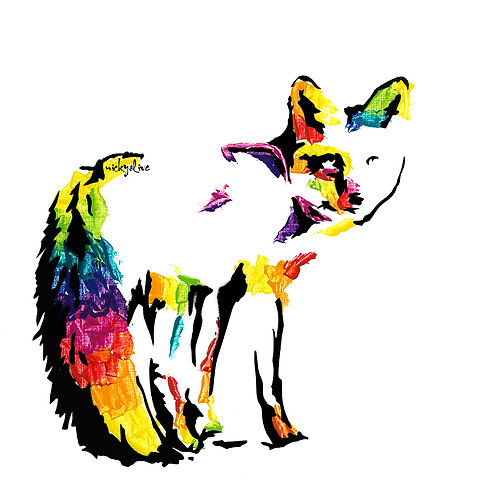 Dana the Fox