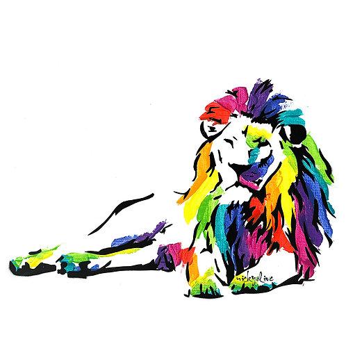 Emmett the Lion