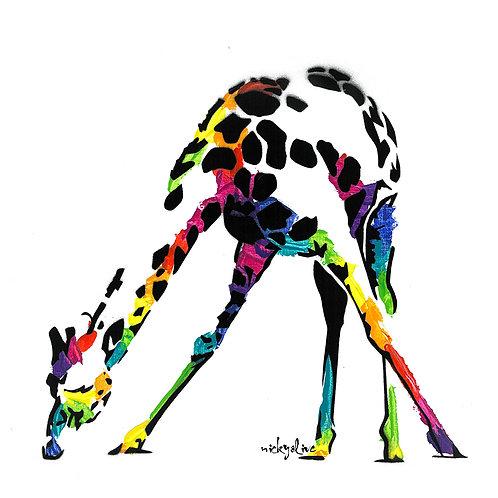 Debbie the Giraffe