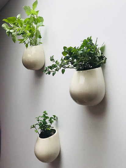 WALL POT SET