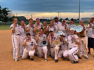 All-Navy Sports, 2020 AFS Women's Softball Champs