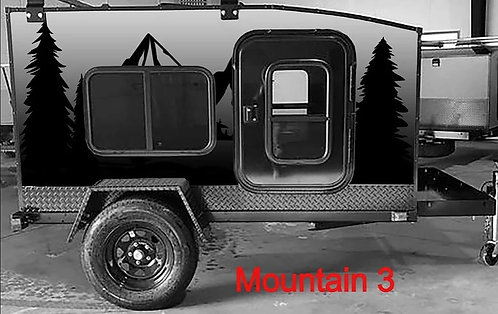 Mountain #3 Wrap
