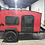 Thumbnail: Outbound Extreme Travel Trailer - Red