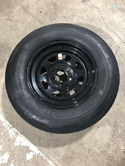 "15"" Black Extreme Wheels"