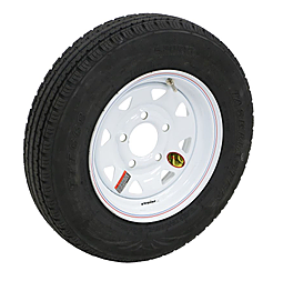 "Spare 12"" Travel Trailer Tire"