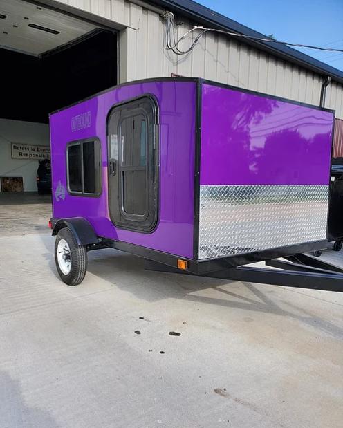 Purple Aluminum