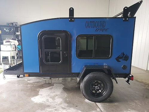 Outbound Extreme Trailer - Blue