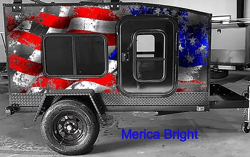 'Merica Bright Wrap