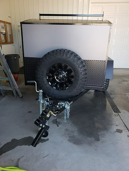 T-REX Spare Tire Mount (Mount Only)